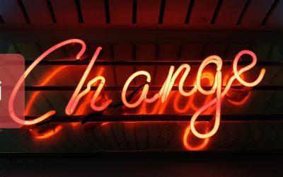 Achtung Werte-Wandel